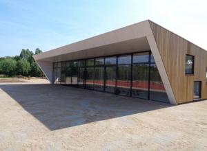 terras Clubhuis